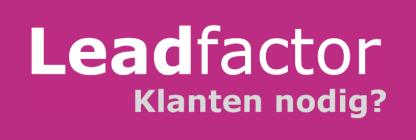 Leadfactor